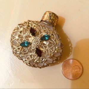 Sparkly mini perfume bottle — perfect for travel!